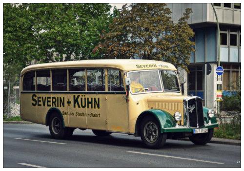 Берлинский автобус