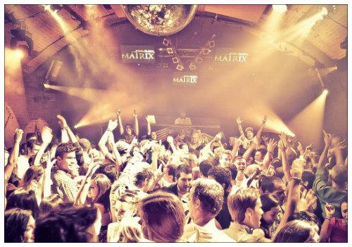 Берлинский клуб Matrix