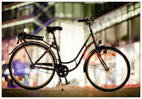 Велосипедные прогулки по Берлину
