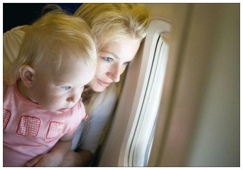Летим в Германию с ребенком