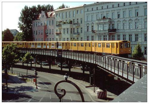 Наземные станции метро