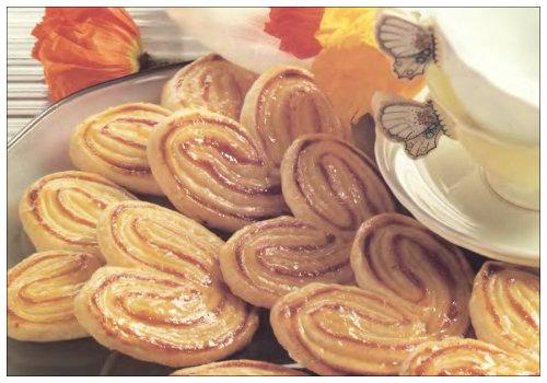 берлинское печенье рецепт
