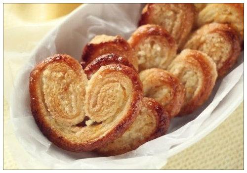 Сладкие булочки из слоеного бездрожжевого теста рецепты