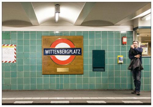 Станция Wittenbergplatz