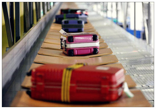 Зона получения багажа