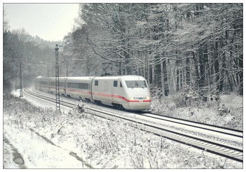 Поезда ICE