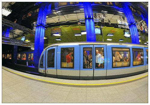 Мюнхенский метрополитен
