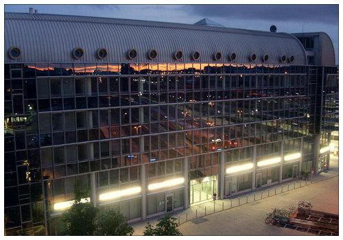 Мюнхенский центральный вокзал