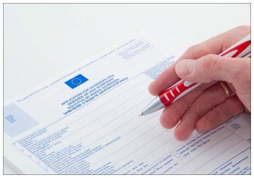 Анкета для Шенгенской Визы в Германию бланк