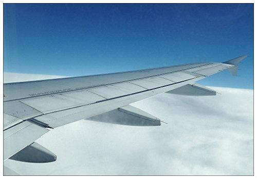 Крыло самолета.