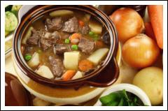 Как приготовить суп Айнтопф