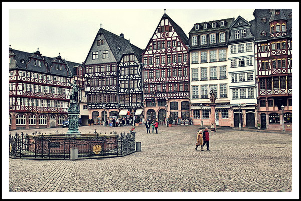 Что посмотреть во Франкфурте-на -Майне.