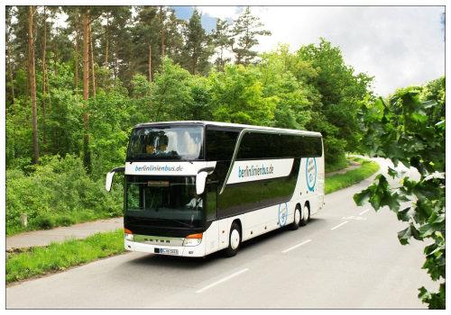 Автобус BerlinLinienBus