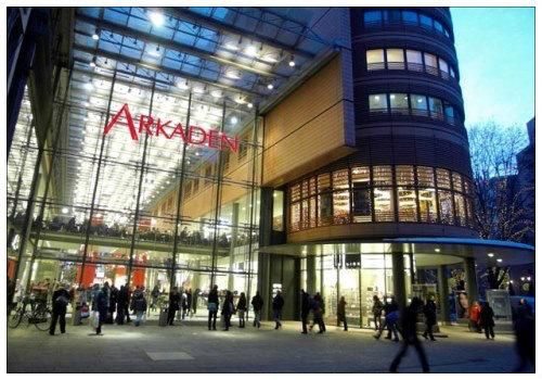 Potsdamer Platz Arkaden
