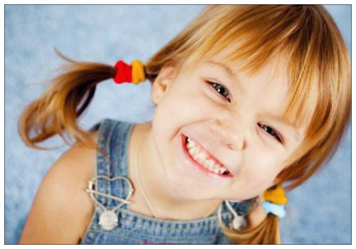 Маленькая девочка