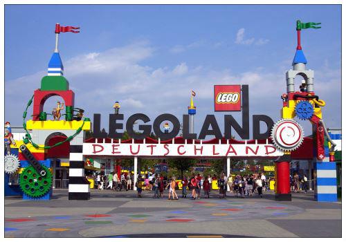 Парк Legoland