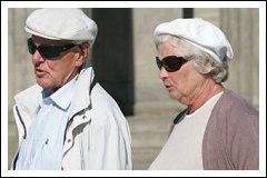 Жизнь немецких пенсионеров