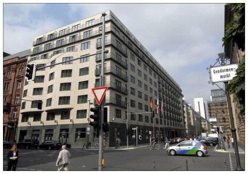Отель Regent Berlin