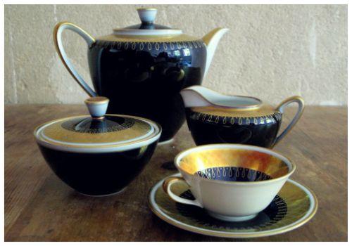 Набор для чаепития.