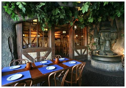 Ресторан Бавариус
