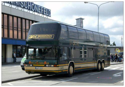 Автобус у аэропорта