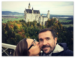 Экскурсия к замкам Баварии из Мюнхена.